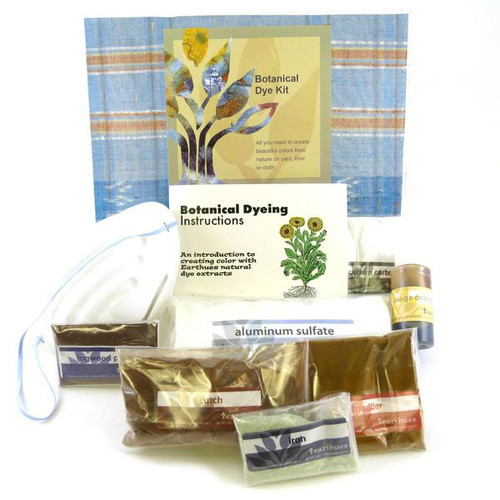 Earthues Natural Dye Kit - Botanical