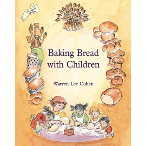 Baking Bread with Children - Book