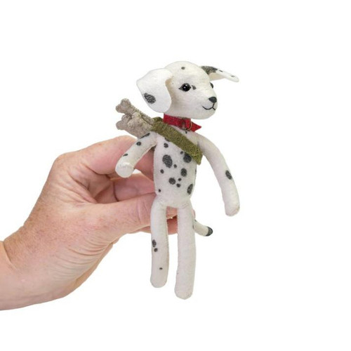 Felt Sewing Kit - Dalmatian
