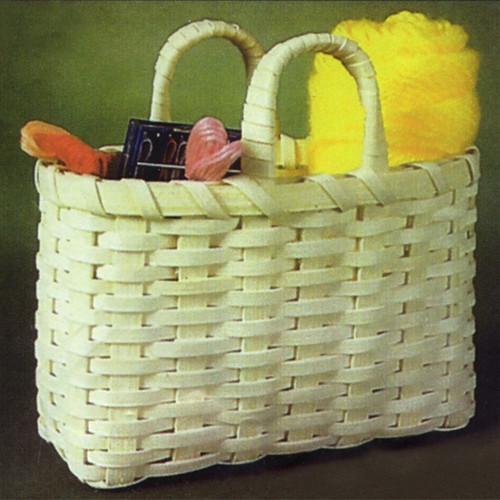 Reed Basket Kit -  Little Tote Basket