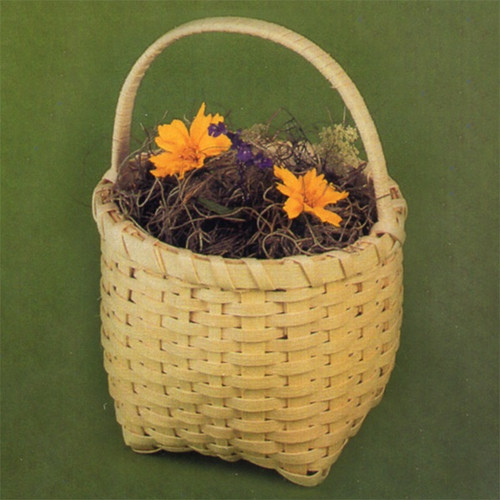 Reed Basket Kit - Little Cat Head Basket