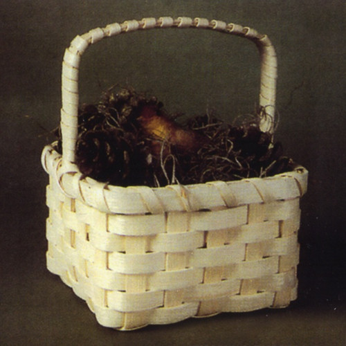 Reed Basket Kit - Little Market Basket