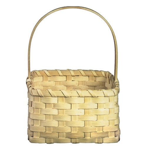 Reed Basket Kit - Beginner Square Basket
