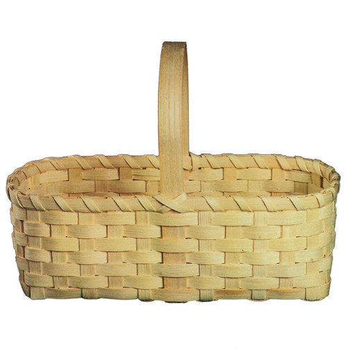 Reed Basket Kit - Rectangular Market Basket