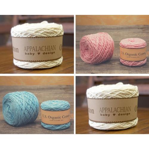 Organic Cotton Yarn - SPORT