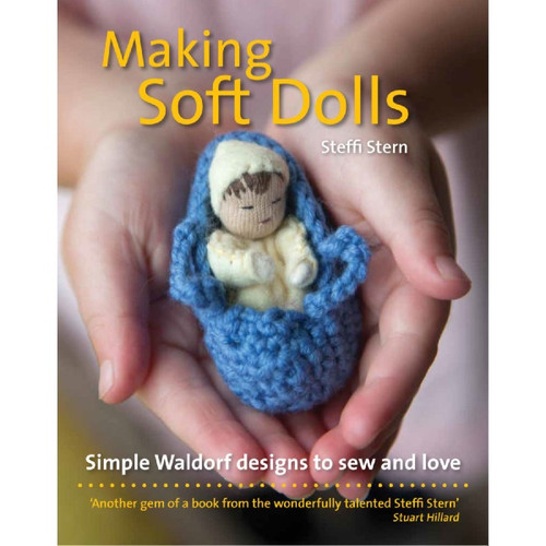 Making Soft Dolls by Steffi Stern
