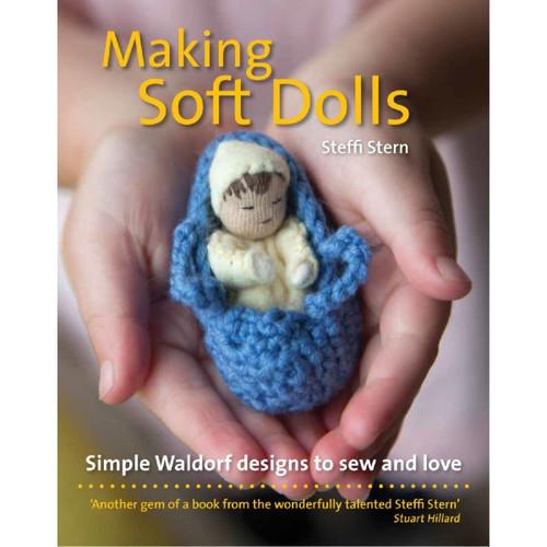 Making Soft Dolls by Steffi Stern