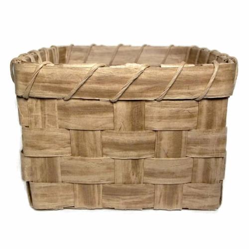 Plaited Basket Kit - Checker design
