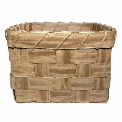 Plaited Basket Kit - Checker design