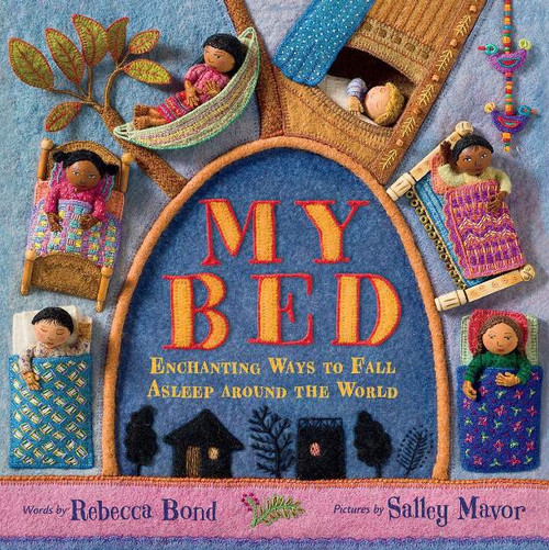 My Bed  by Salley Mavor