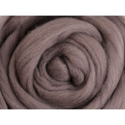 Ashford Corriedale Wool Roving, Ounce - Truffle