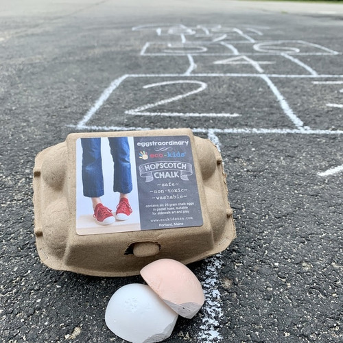 Eco Hopscotch Chalk