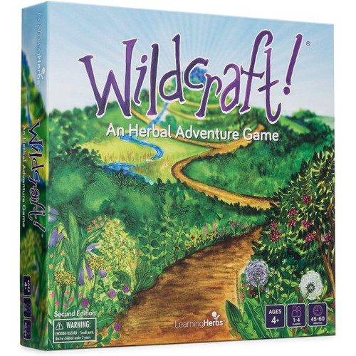 Wildcraft! Cooperative Herbal Adventure Board Game