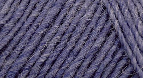 Lamb's Pride Heathered Bulky - Blue Magic