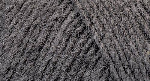 Lamb's Pride Heathered Bulky - Charcoal Heather