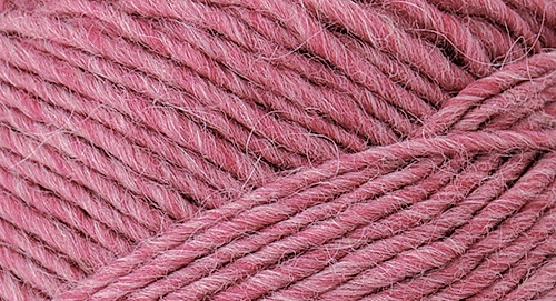 Lamb's Pride Heathered Bulky - Mauve Dust