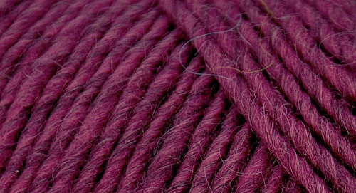 Lamb's Pride Heathered Worsted - Mulberry