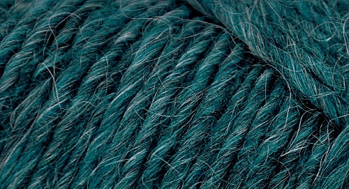 Lamb's Pride Heathered Worsted - Persian Peacock