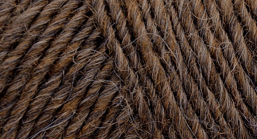 Lamb's Pride Heathered Worsted - Sable