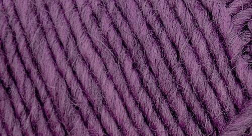 Lamb's Pride Heathered Worsted - Wild Violet