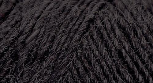 Lamb's Pride Heathered Bulky - Deep Charcoal