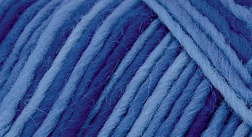 Lamb's Pride Monochromatic Worsted - Blue Skyways