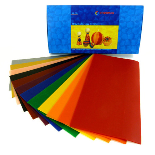 Stockmar Decorating Wax - Wide