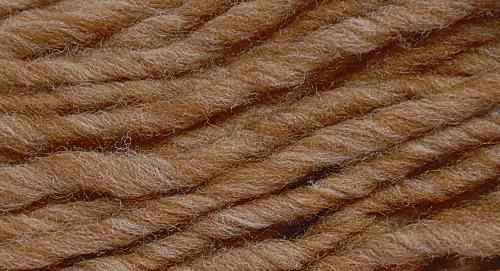 Burly Spun Wool Yarn - Wild Oak (heathered)
