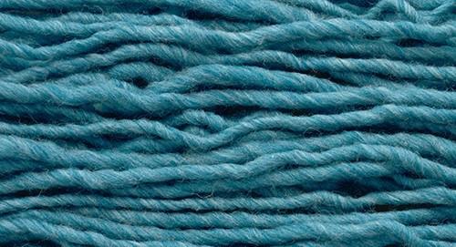 Burly Spun Wool Yarn - Glacier Ice (heathered)