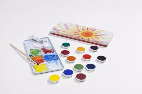 Stockmar Opaque Watercolor Paint Set