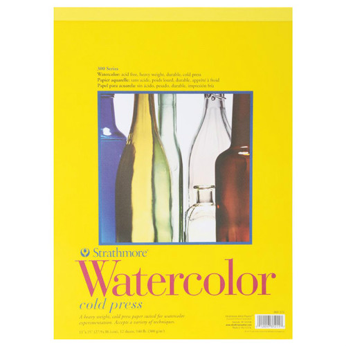 Strathmore Watercolor Pad