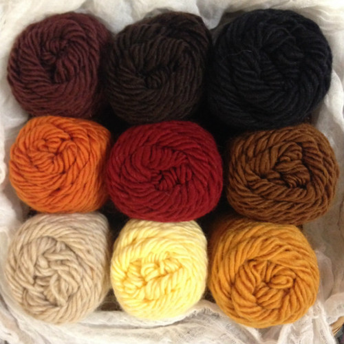 Lamb's Pride Wool Doll Hair Yarn