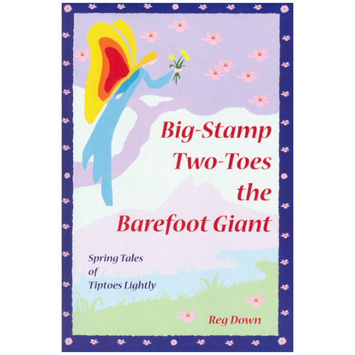 Big-Stamp Two Toes the Barefoot Giant
