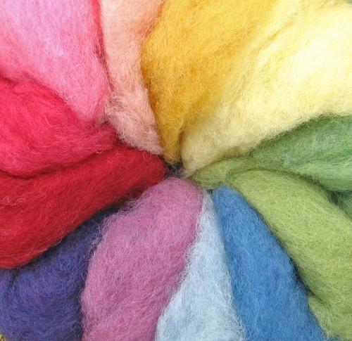 Organic Fairy Wool