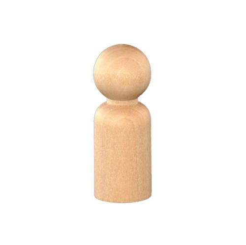 Wood Peg Doll - Small