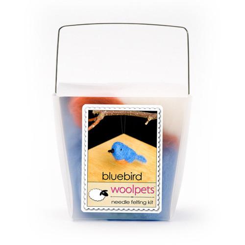 Woolpets Bluebird Kit - Easy