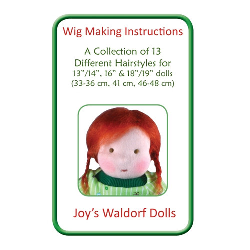 Waldorf Doll Wig Making Instructions