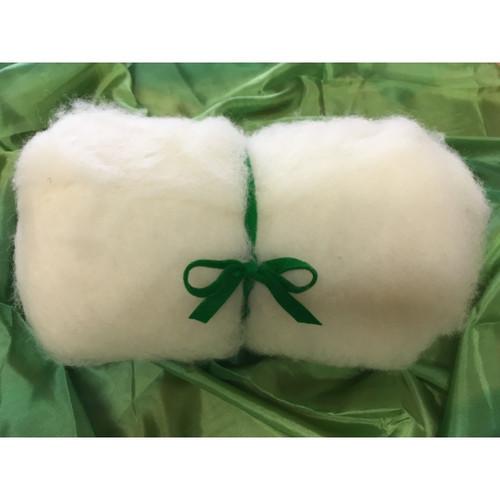 Eco Wool Batting - Waldorf doll and toy stuffing, felting core wool