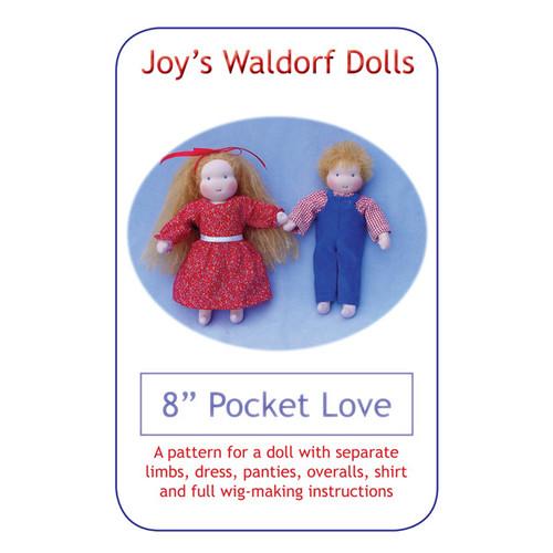 "8"" Pocket Love Pattern"