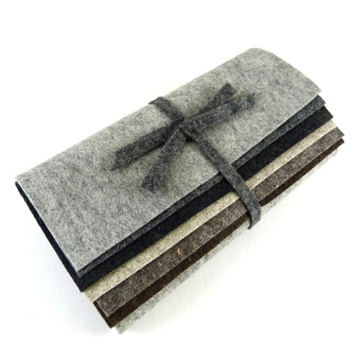 Holland Wool Felt Collection - Naturals
