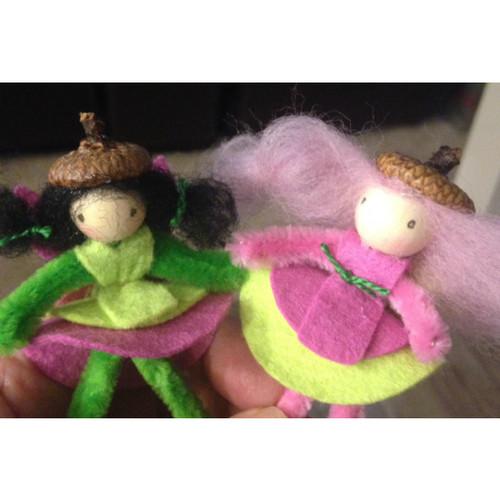 Spring Pocket Fairy Craft Kit