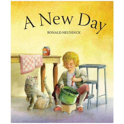 A New Day - Boardbook