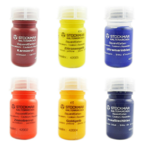 Stockmar Watercolor Paint 50ml