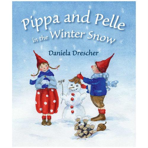 Pippa + Pelle in Winter Snow - Boardbook