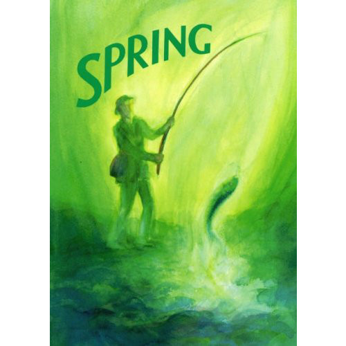 Wynstones Book: Spring