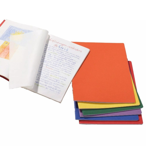 Main Lesson or Drawing Book - Portrait Format
