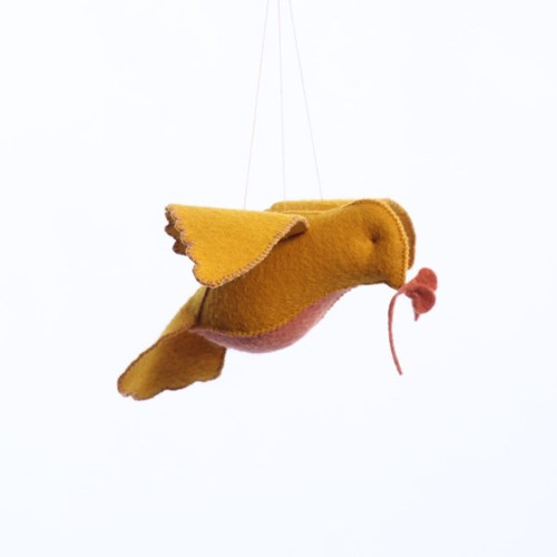 Felt Sewing Kit - Bird in Flight