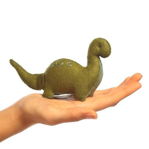 Felt Sewing Kit - Brontosaurus
