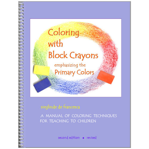 Coloring with Block Crayons