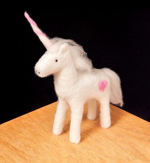 Woolpets Unicorn Kit - Intermediate Kit